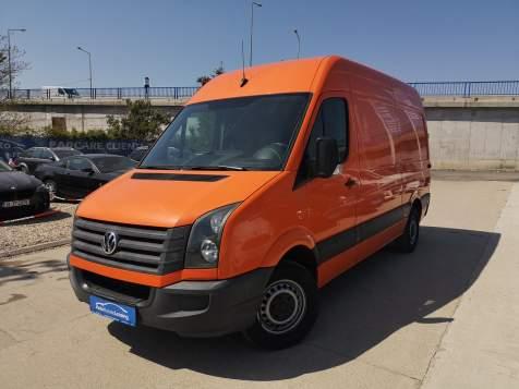 Cumpara Volkswagen Crafter 2012 de pe autorulateleasing.ro