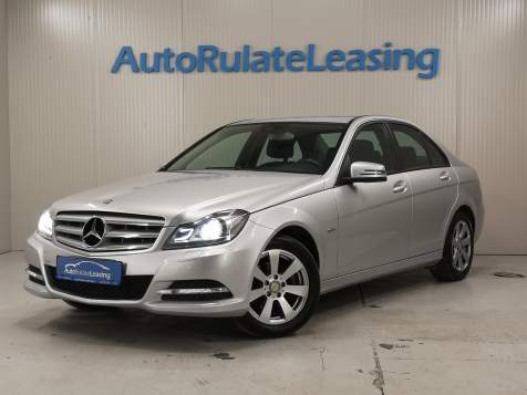 Cumpara Mercedes-Benz C 200 2012 de pe autorulateleasing.ro