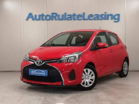 Cumpara Toyota Yaris 2015 de pe autorulateleasing.ro