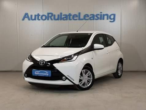 Cumpara Toyota Aygo 2015 de pe autorulateleasing.ro