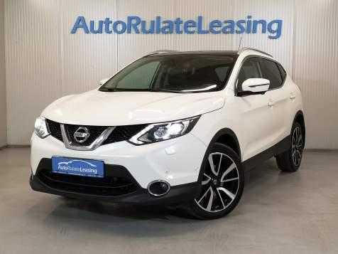 Cumpara Nissan Qashqai 2016 de pe autorulateleasing.ro