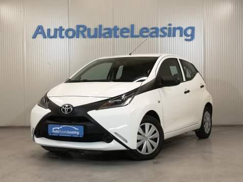 Cumpara Toyota Aygo 2017 de pe autorulateleasing.ro