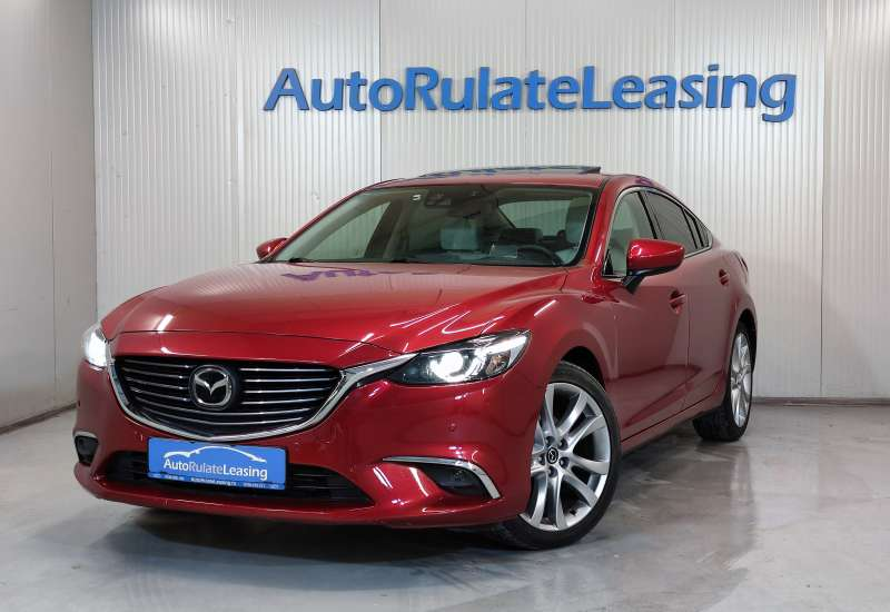Cumpara Mazda 6 2016 cu 164,039 kilometri   posibilitate leasing