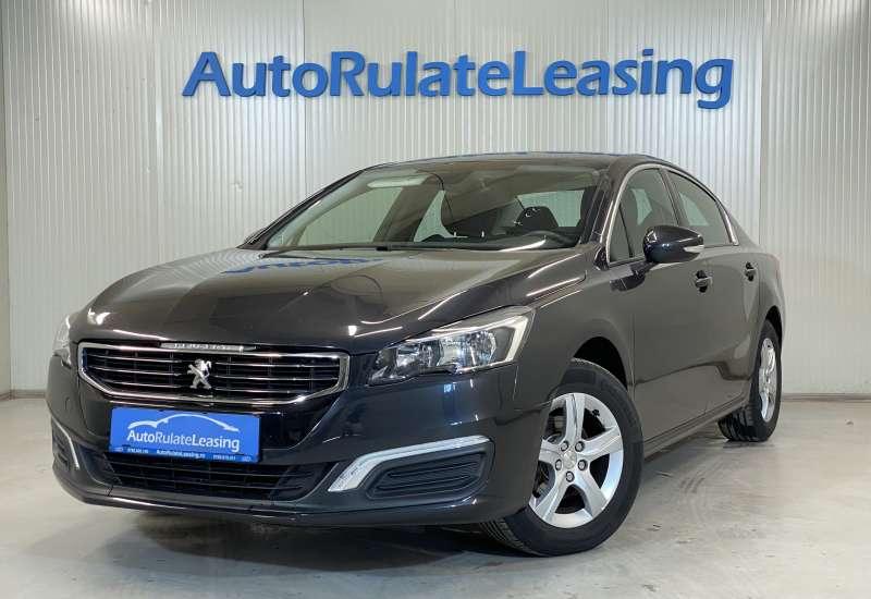 Cumpara Peugeot 508 2015 cu 152,363 kilometri   posibilitate leasing