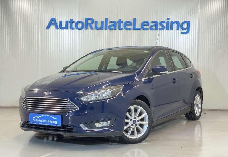 Cumpara Ford Focus 2017 cu 73,658 kilometri   posibilitate leasing