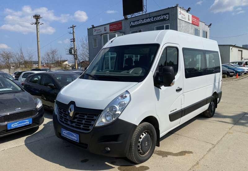 Cumpara Renault Master 2016 cu 201,995 kilometri   posibilitate leasing
