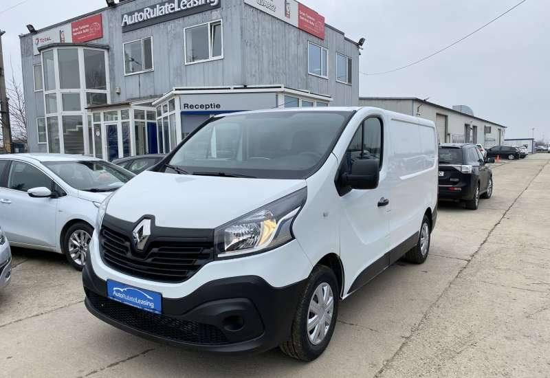 Cumpara Renault Trafic 2017 cu 129,317 kilometri   posibilitate leasing