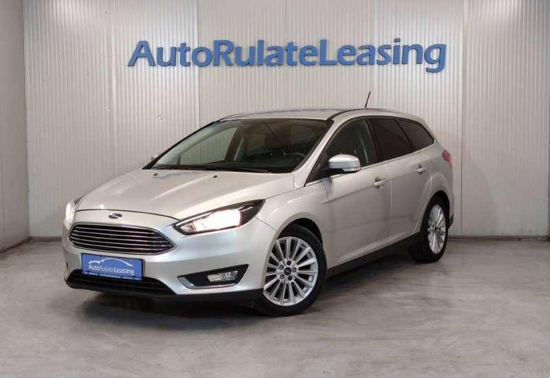 Cumpara Ford Focus 2017 cu 120,846 kilometri   posibilitate leasing