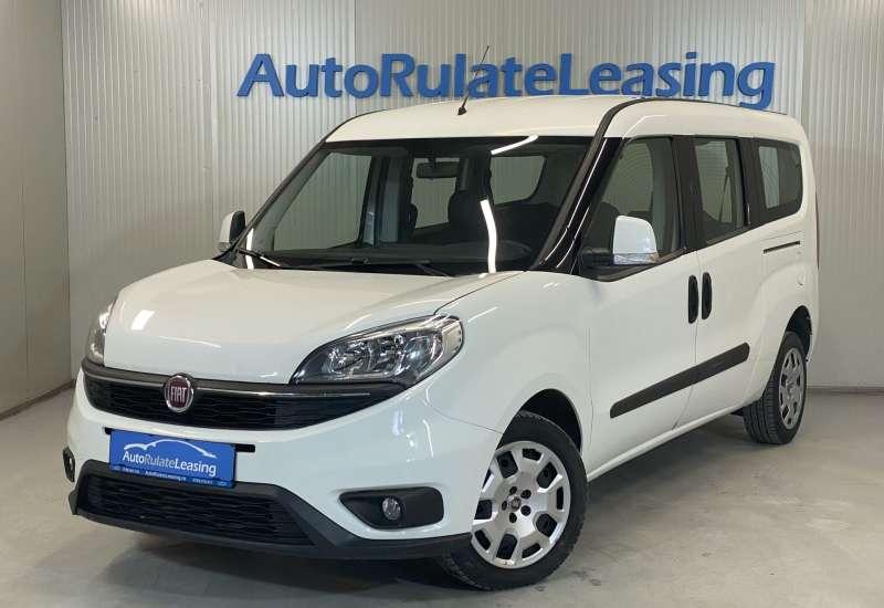 Cumpara Fiat Doblo 2017 cu 119,142 kilometri   posibilitate leasing