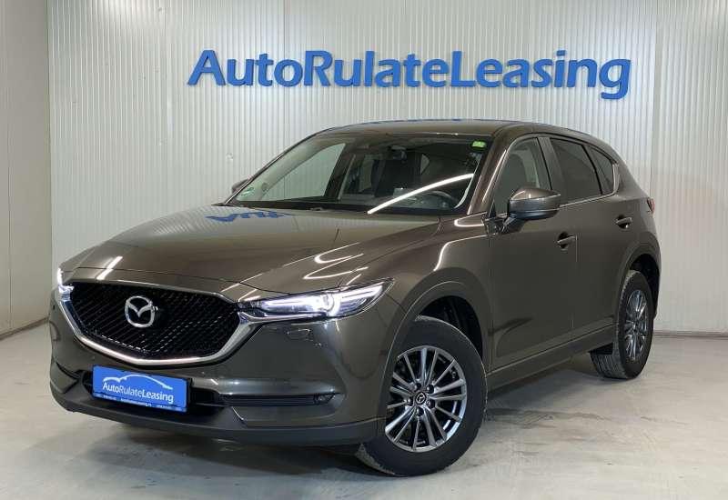 Cumpara Mazda CX-5 2017 cu 100,618 kilometri   posibilitate leasing