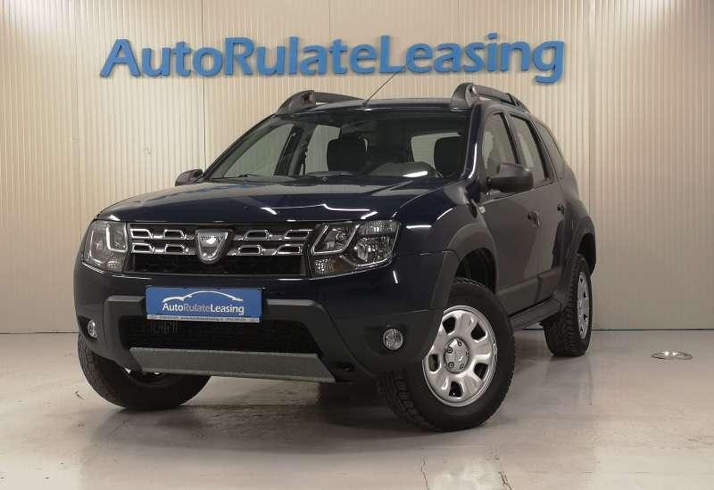Cumpara Dacia Duster 2015 cu 76,240 kilometrii   posibilitate leasing