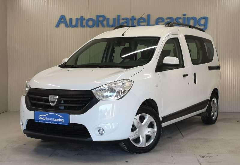 Cumpara Dacia Dokker 2014 cu 95,138 kilometrii  cu garantie 6 luni  posibilitate leasing