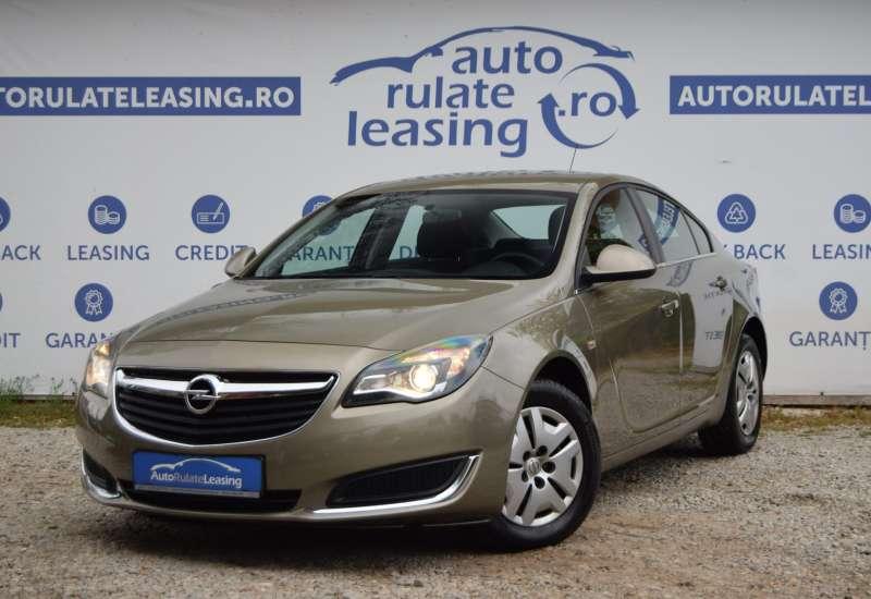 Cumpara Opel Insignia 2015 cu 84,548 kilometrii  cu garantie 12 luni  posibilitate leasing