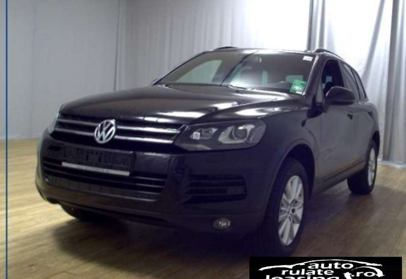 Cumpara Volkswagen Touareg 2014 cu 142,994 kilometrii  cu garantie 6 luni  posibilitate leasing