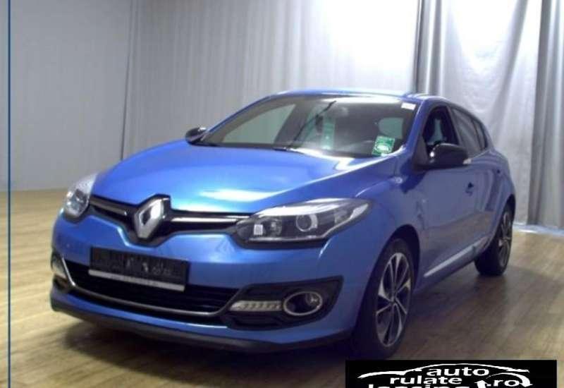 Cumpara Renault Megane 2014 cu 63,357 kilometrii  cu garantie 6 luni  posibilitate leasing
