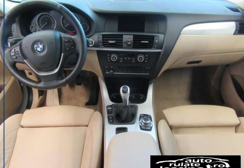 Cumpara BMW X3 xDrive 2014 cu 230,502 kilometrii  cu garantie 6 luni  posibilitate leasing