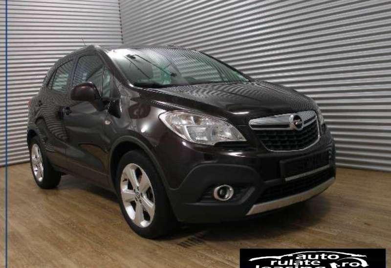 Cumpara Opel Mokka 2013 cu 69,536 kilometrii  cu garantie 6 luni  posibilitate leasing