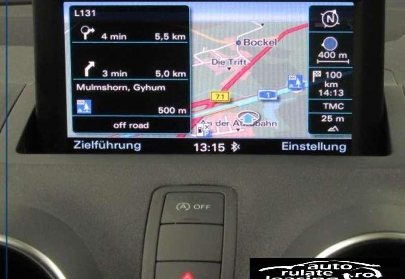 Cumpara Audi A1 2013 cu 93,636 kilometrii  cu garantie 6 luni  posibilitate leasing