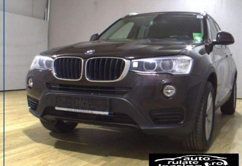 Cumpara BMW X3 xDrive 2015 cu 175,510 kilometrii  cu garantie 6 luni  posibilitate leasing