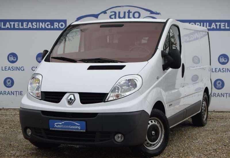 Cumpara Renault Trafic 2013 cu 171,199 kilometri  cu garantie 6 luni  posibilitate leasing