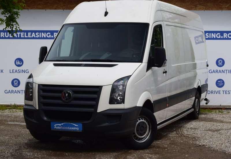 Cumpara Volkswagen Crafter 2011 cu 99,408 kilometrii  cu garantie 12 luni  posibilitate leasing