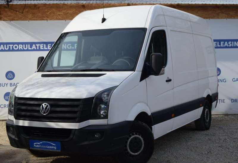 Cumpara Volkswagen Crafter 2015 cu 147,283 kilometri  cu garantie 6 luni  posibilitate leasing