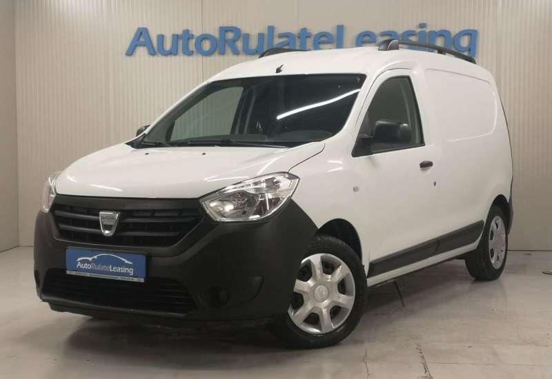 Cumpara Dacia Dokker 2014 cu 56,057 kilometrii  cu garantie 12 luni  posibilitate leasing