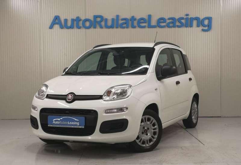 Cumpara Fiat Panda 2013 cu 51,712 kilometri  cu garantie 6 luni  posibilitate leasing