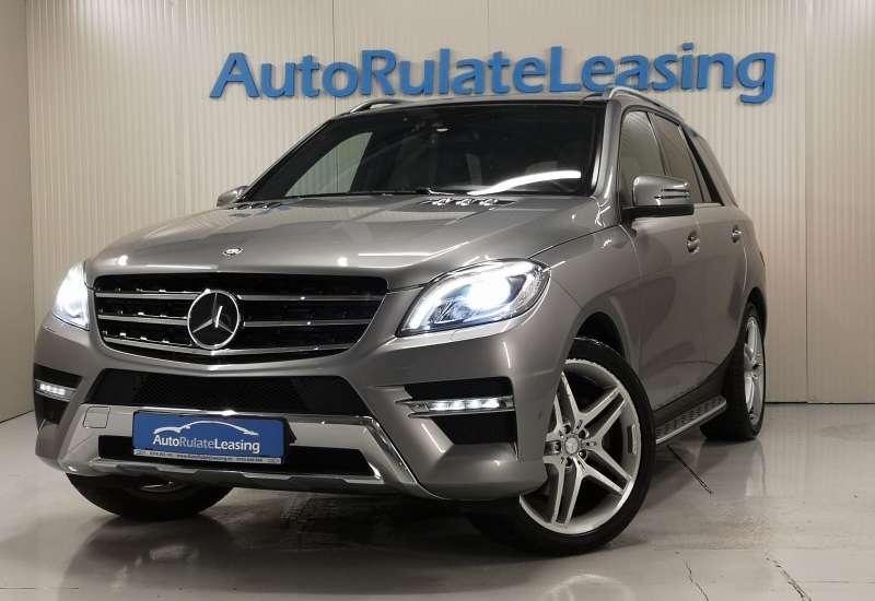 Cumpara Mercedes-Benz ML250 2012 cu 139,615 kilometri  cu garantie 6 luni  posibilitate leasing