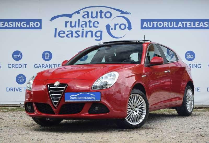 Cumpara Alfa Romeo Giulietta 2013 cu 165,889 kilometrii  cu garantie 12 luni  posibilitate leasing