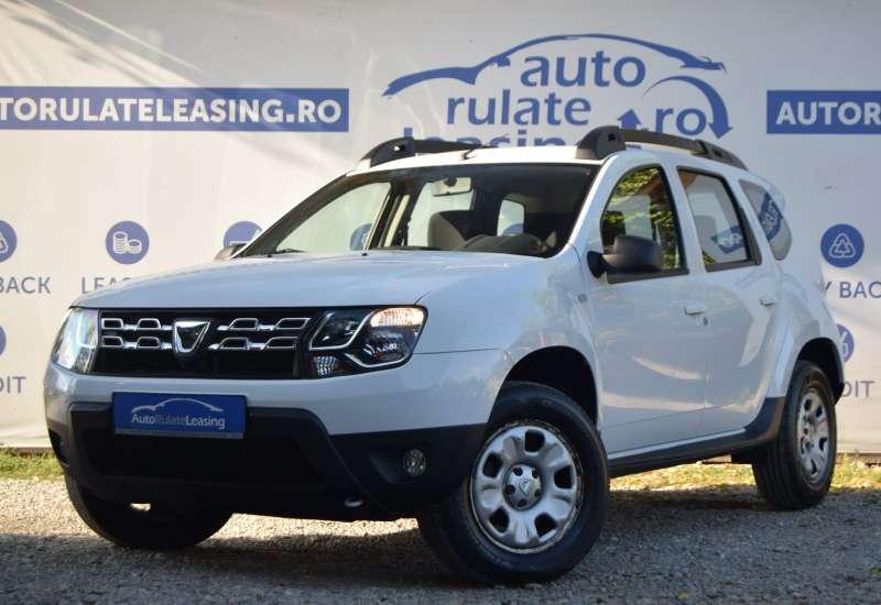 Cumpara Dacia Duster 2014 cu 98,377 kilometri  cu garantie 6 luni  posibilitate leasing