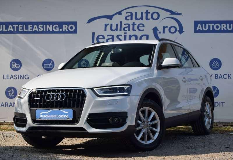 Cumpara Audi Q3 2013 cu 144,114 kilometrii  cu garantie 12 luni  posibilitate leasing