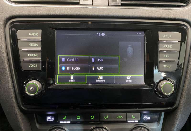 Cumpara Skoda Octavia 2016 cu 167,037 kilometri   posibilitate leasing