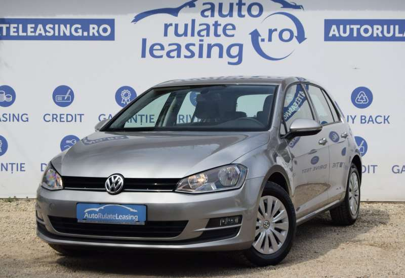 Cumpara Volkswagen Golf 2014 cu 69,485 kilometri  cu garantie 6 luni  posibilitate leasing