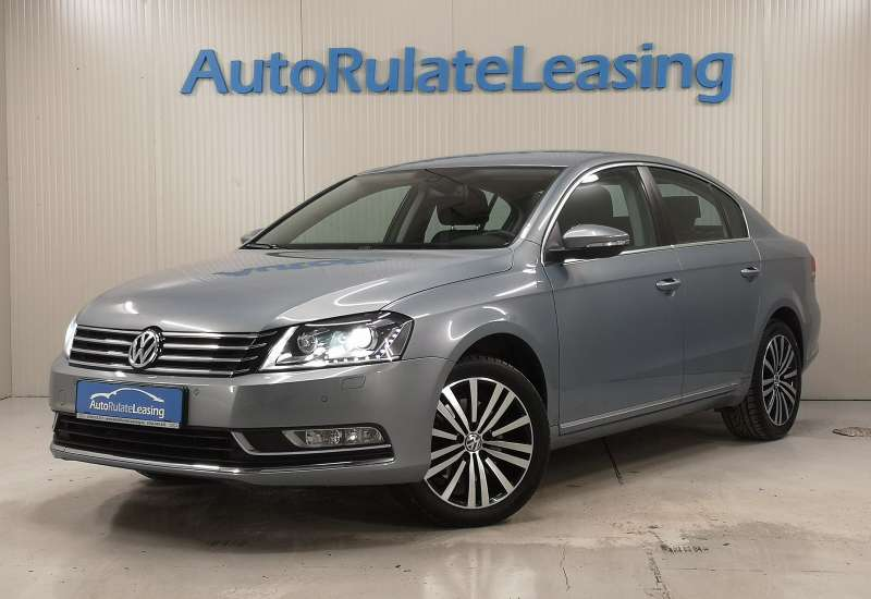 Cumpara Volkswagen Passat 2013 cu 60,992 kilometri  cu garantie 6 luni  posibilitate leasing