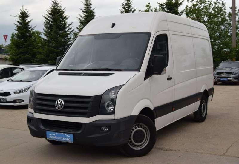 Cumpara Volkswagen Crafter 2014 cu 115,873 kilometri  cu garantie 6 luni  posibilitate leasing