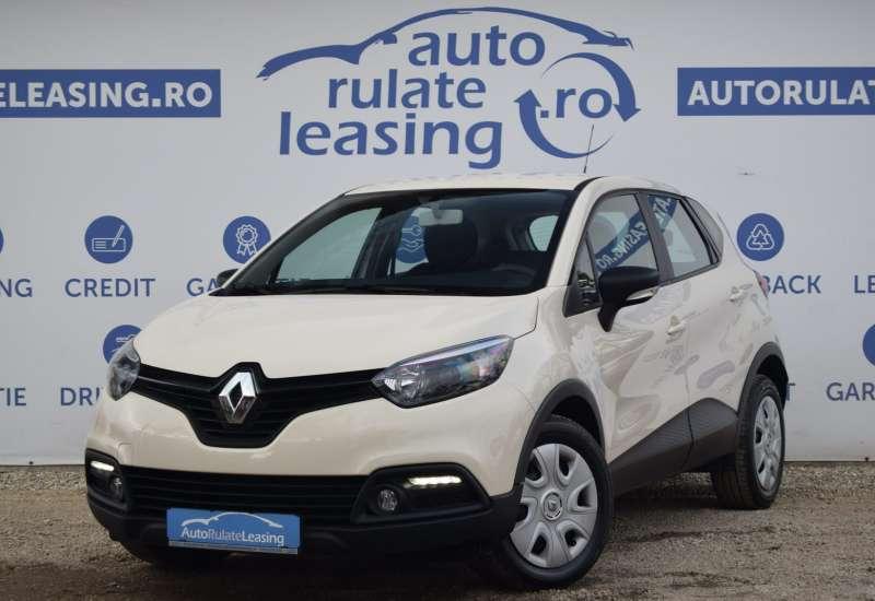 Cumpara Renault Captur 2016 cu 59,775 kilometri  cu garantie 6 luni  posibilitate leasing