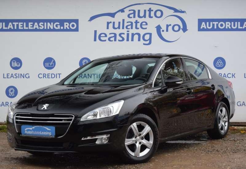 Cumpara Peugeot 508 2014 cu 132,845 kilometrii  cu garantie 12 luni  posibilitate leasing