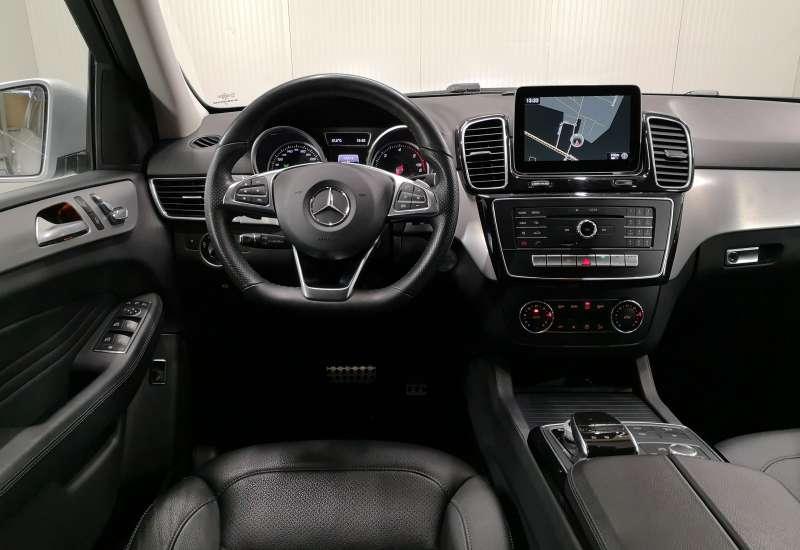Cumpara Mercedes-Benz GLE 350 2016 cu 43,387 kilometrii   posibilitate leasing