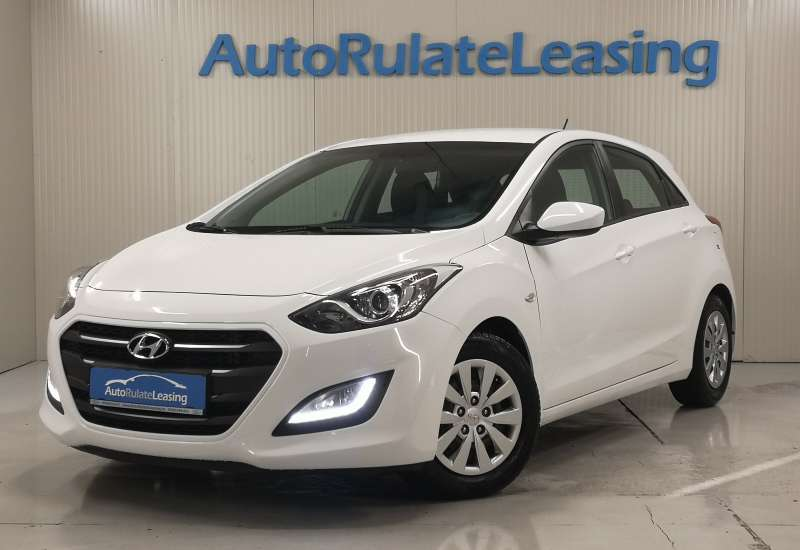 Cumpara Hyundai I30 2016 cu 89,668 kilometrii  cu garantie 6 luni  posibilitate leasing