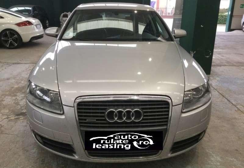 Cumpara Audi A6 2008 cu 122,944 kilometrii  cu garantie 6 luni  posibilitate leasing