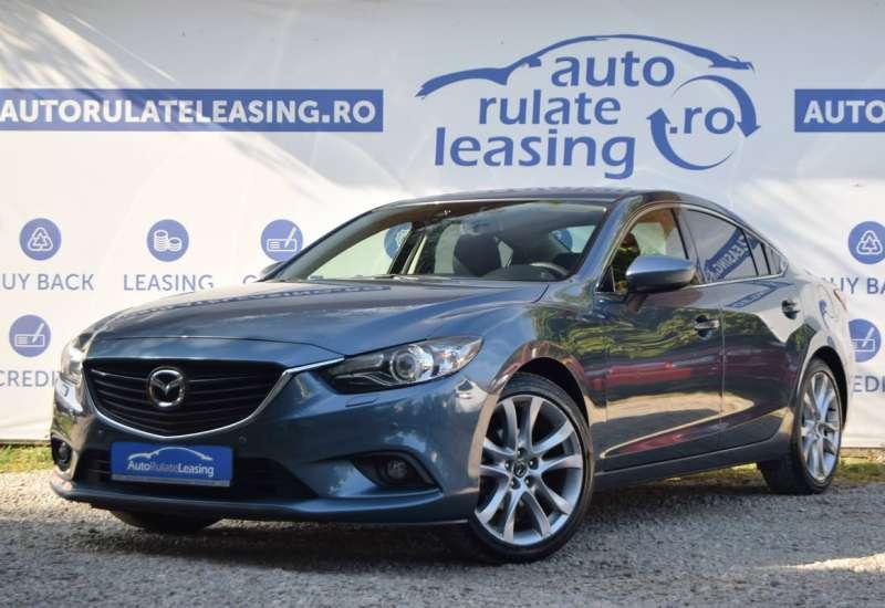 Cumpara Mazda 6 2013 cu 159,822 kilometrii  cu garantie 12 luni  posibilitate leasing