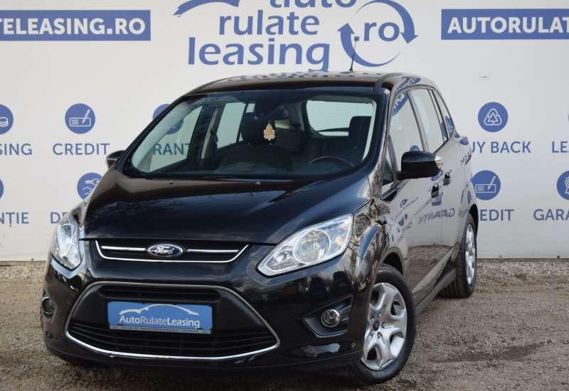 Cumpara Ford Focus C-Max 2012 cu 121,803 kilometrii  cu garantie 12 luni  posibilitate leasing