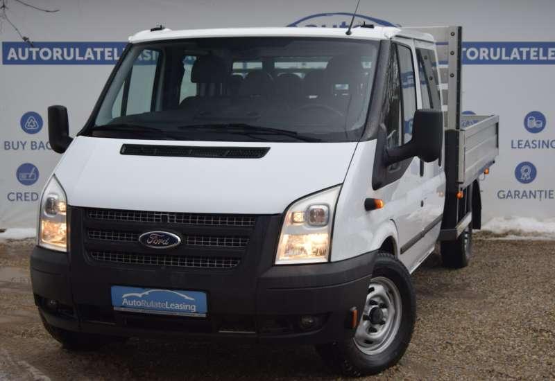 Cumpara Ford Transit 2012 cu 167,102 kilometri  cu garantie 6 luni  posibilitate leasing