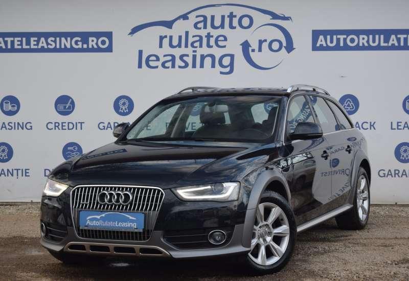 Cumpara Audi A4 Allroad 2015 cu 150,814 kilometrii  cu garantie 12 luni  posibilitate leasing
