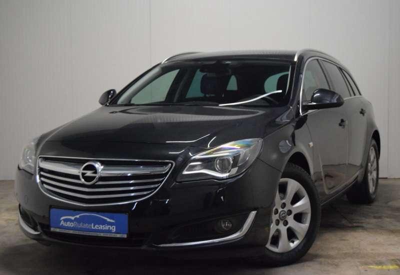 Cumpara Opel Insignia 2015 cu 163,366 kilometri  cu garantie 6 luni  posibilitate leasing