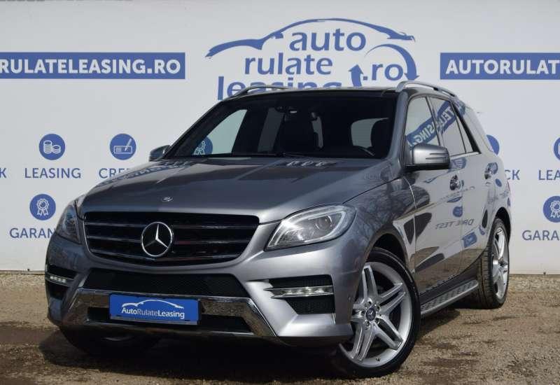 Cumpara Mercedes-Benz ML250 2013 cu 139,606 kilometri  cu garantie 6 luni  posibilitate leasing