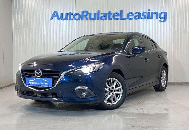 Cumpara Mazda 3 2015 cu 56,481 kilometri   posibilitate leasing