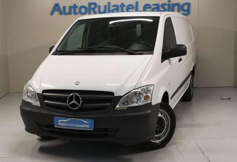 Cumpara Mercedes-Benz Vito 2013 cu 141,052 kilometri  cu garantie 6 luni  posibilitate leasing