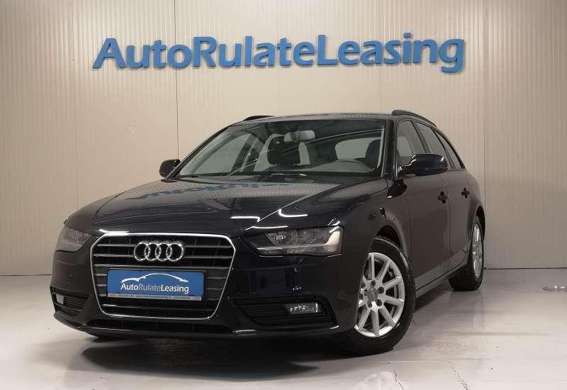 Cumpara Audi A4 2014 cu 180,298 kilometri  cu garantie 6 luni  posibilitate leasing